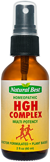 HGH Complex - Growth Hormone Oral Spray 60ml