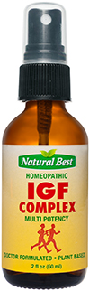 IGF Complex - Horm�nio Natural Spray Oral 60ml