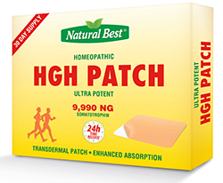 HGH Kasvuhormoni Patch 9.990ng