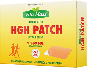 HGH Wachstumshormone Pflaster 9.990ng