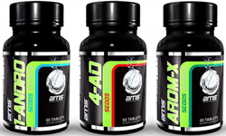 Pro Anabolic Kit RDe  3 X 60 Comprimidos