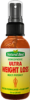 Ultra Weight Loss - Oral Spray 30ml