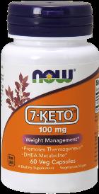 7-KETO - DHEA 100 mg - 60 Capsules