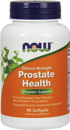 Prostate Health Clinical Strength - Prostaat 90 Softgels