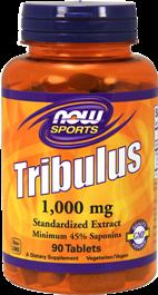 Tribulus 1000 mg - 90 Tabletter