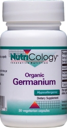 Germanium Organic - Organische Germanium 150 mg 50 Capsules