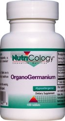 Organo Germanium 100 mg - 100 Tabletter