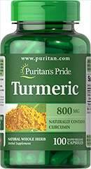 Turmeric 800 mg 100 Capsules