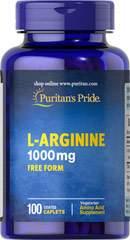 L-Arginin 1000 mg 100 Tabletter