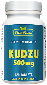 Kudzu 500 mg - 120 Tablets