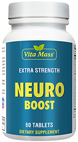 Neuro Boost - PS - Maximal Styrka - 60 Tabletter