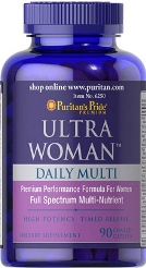 Ultra Woman Timed Release 90 Tablets