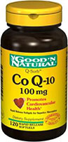 CoQ10 - 100 mg - 120  Softgels