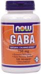 GABA 750 mg 100 kapselia