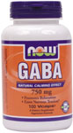 GABA 750 mg 100 c�psulas