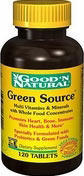 Green Source - 120 Tablets