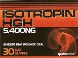ISOTROPIN HGH Parches 5,400ng