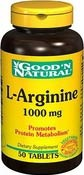 L-Arginin 1000 mg 50 Tabletten