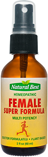 Female Super Formula - Mulheres Spray Oral 30ml