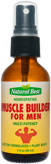 Muscle Builder - Construir M�sculo Spray Oral 60ml