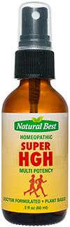 Super HGH - Hormona de Crecimiento Spray Bucal 30ml