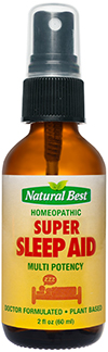 Super Sleep Aid - Sonno Orale Spray 30ml