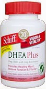 DHEA Plus Resveratrol - 25 mg - 350 Tablets
