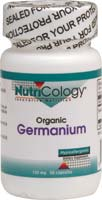 Germanium Organic - Germanio Org�nico 150 mg 50 C�psulas