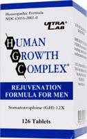 HGH Complex Hombres -Man 126 Comprimidos