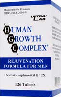 HGH Complex Man 126 tabs