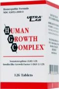 HGH complex 126 tablets