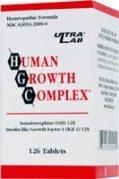 HGH complex - Nat�rliche Hormone - 126 Kau tabletten